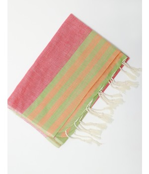 FF 005 (S20) Yarn Dyed Hand Woven Stoles