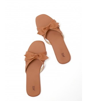 ACE A2 (S20) Ladies Slipper Brown