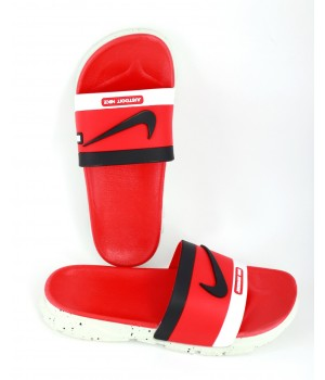 Nike (S20) Men Slipper Red