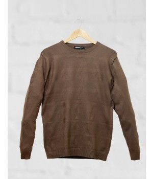 MT B (W20) Men Sweat Shirt Brown