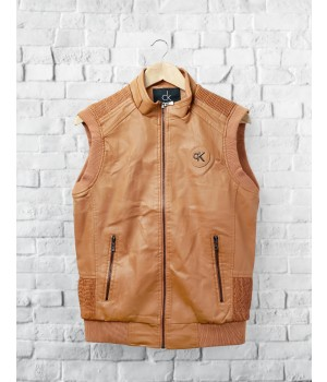 A2Z 906 (W20) Men Jacket Sando Brown
