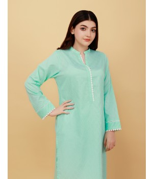 ACE 13065 (S20) Ladies Kurti S Green - XL