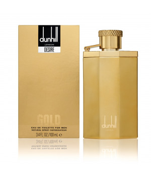Dunhill Desire Gold Men 100ml Edt