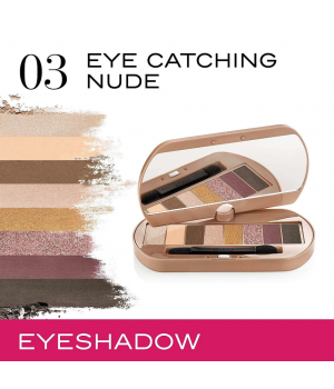 Bourjois 8157 Eye Shadow Eye Catching Nude P