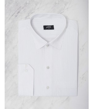 ACE 15033 (S20) Mens Formal Shirt B White