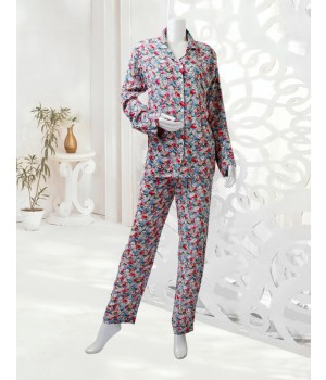 ACE 38017 (W20) Ladies Night Suit Multi