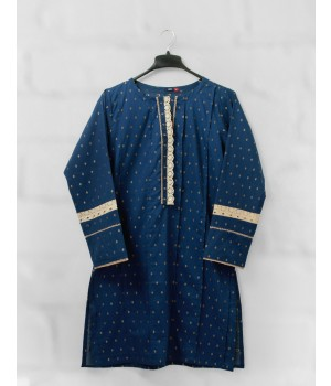 ACE 13093 (W20) Ladies Kurti N Blue