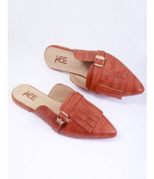 ACE A7 (W20) Ladies Slipper Brown